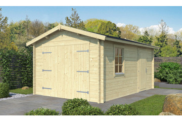 Garage LOIRE 44mm - 15,8m²
